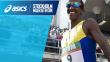 Mustafa Mohamed springer ASICS Stockholm Marathon