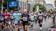 Carmen Warghorn i Berlin Marathon