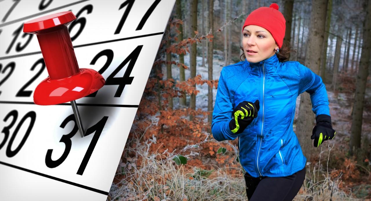 Rekordmånga Lopp På Nyårsafton Marathonse