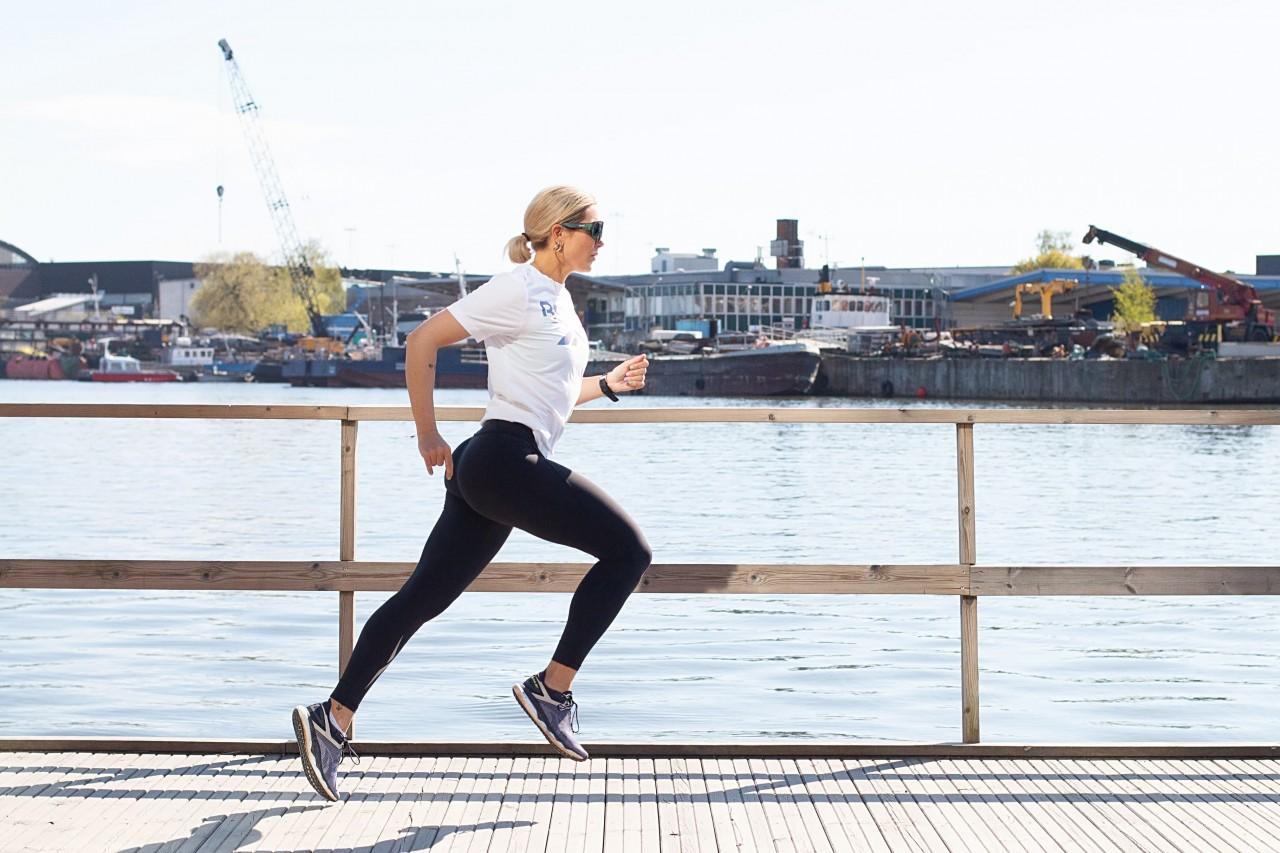 löpning varje dag bra eller dåligt
