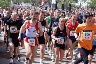 Hela Sverige Springer I Helgen Marathonse