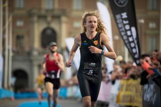 John Kingstedt i Ramboll Stockholm Halvmarathon 2019.