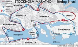 avstängda gator stockholm