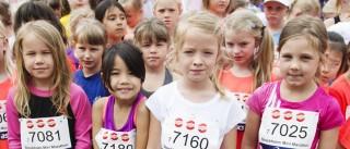 Lopp För Barn Och Ungdomar Marathonse