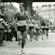Torbjörn Sköldefors i Stockholm Marathon 1984.
